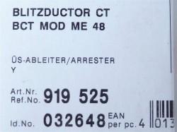 Dehn Blitzductor CT BCT MOD ME 48 919525
