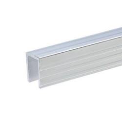Kappenprofil für 9 mm Materialstärke