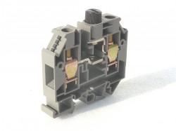 Wieland WK 10/Si U Sicherungsklemme 10qmm grau für Feinsicherung G5x20mm