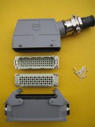 Harting Steckverbindung 108 polig SVU-TSVU-PG29ZBK