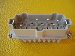 Weidmüller HDC-HVE 6+2 MT Steckereinsatz Zugfeder