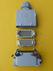 Weidmüller Steckverbindung 72 polig  Set2 SVU-TOVU-PG29 Löt