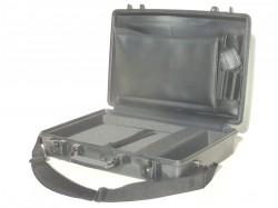 Peli 1490 schwarz Lapptopkoffer Deluxe Pelicase