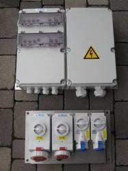 Bals 51004732 Stromverteiler Ex 3xFi ip67