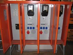 Bosecker Verteilerschrank V 0692 Baustromverteiler