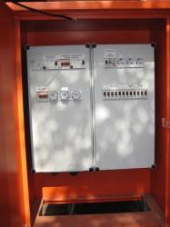 Bosecker Vetreilerschrank NV - ST63 /2.40 / III / KL-Z