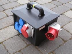 Neugebauer Stromverteiler GST 32-321Fi