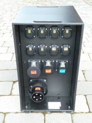 Stromverteiler Kleve 63A 009.118.1190-1B