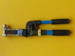 Cembre HT-81UD baug. Hilti DS-WSTHY Nr. 00235845 mit Einsatz MK9-50
