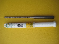 Westa hammerbohrer SDS max 12x340