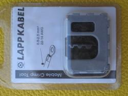 Lapp MCT Crimpbacken Pressbacken f. unisolierte Kabelschuhe 6-10mm²