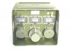 BW Stromverteiler 63A 2x63 / 2x32 / 1x16 IP54