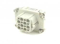 Tyco HTS HD.16.BU.C Buchseneinsatz 16 polig 2-1103007 -3