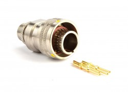 ITT Cannon CIRG06-14S-2P-F80 CONN PLUG 4POS STRGHT PIN